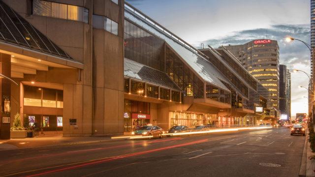Le Palais des congrès du Toronto métropolitain