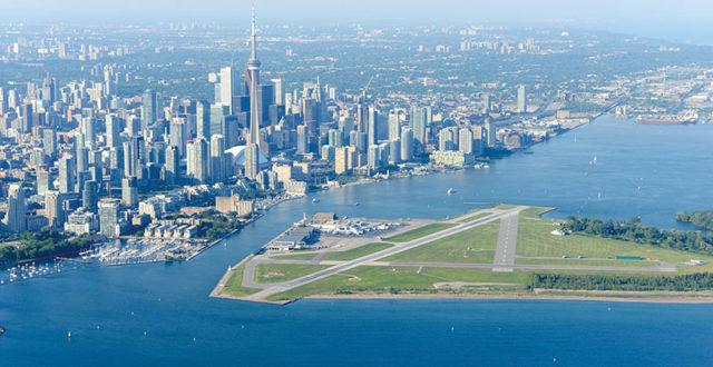Billy Bishop Toronto City Airport