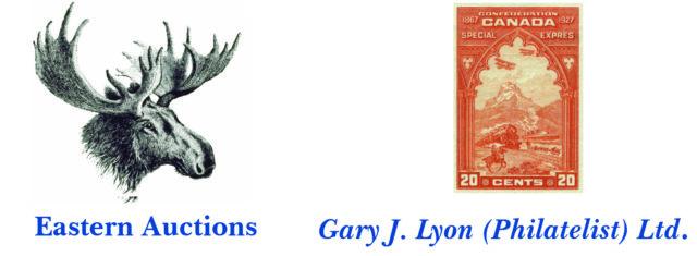 Eastern Auctions/Gary. J. Lyon (Philatelist) Ltd. joins CAPEX 22 as Partner-Level Sponsor