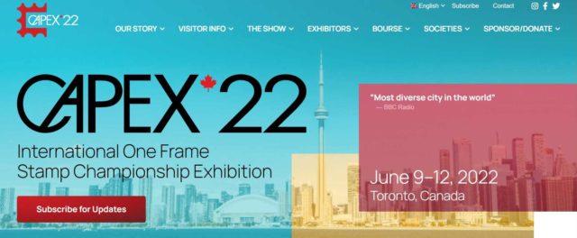 CAPEX 22 Website Launch